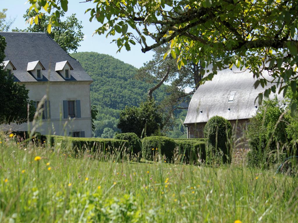 La maison et la grange