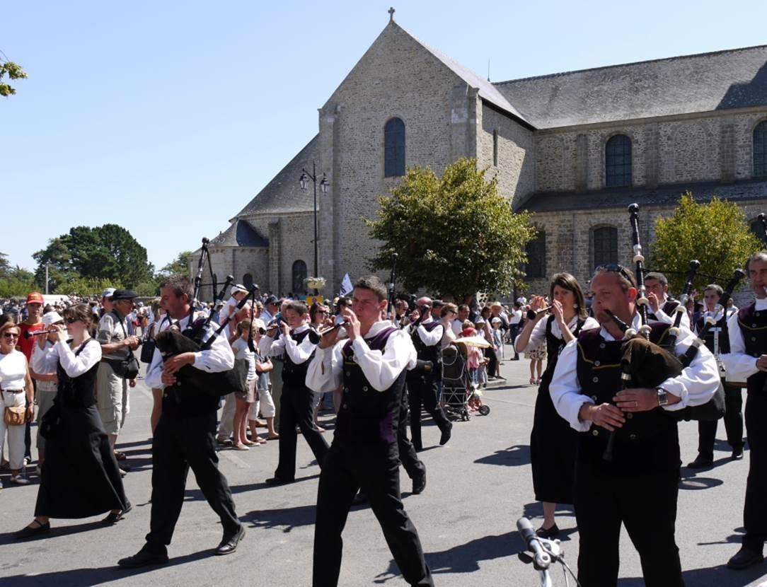 Fête-celtique-Saint-Gildas-de-Rhuys-Morbihan-Bretagne Sud
