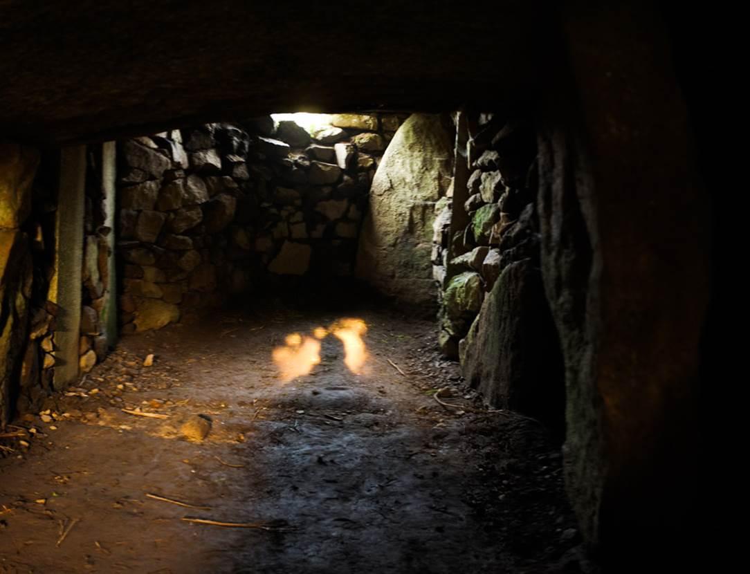 Allée couverte du Grah Niol Arzon (4) - Morbihan Bretagne Sud