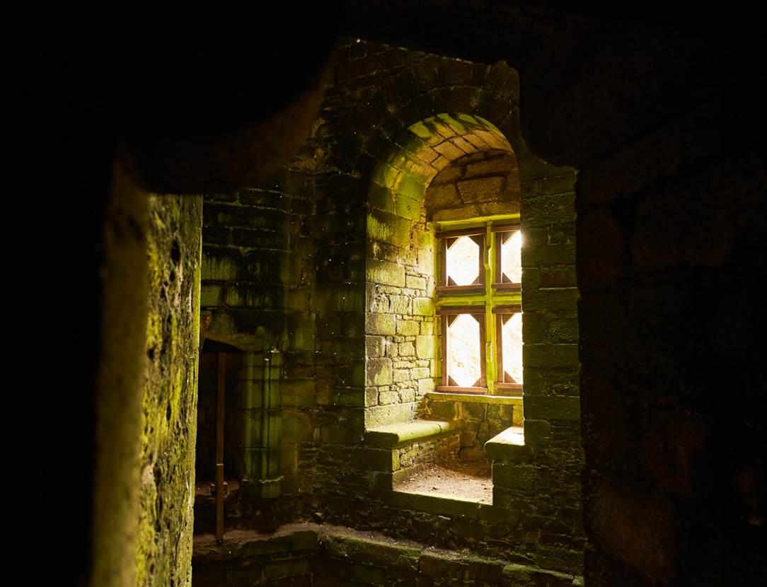 Forteresse de Largoët-Elven-Golfe-du-Morbihan-Bretagne sud