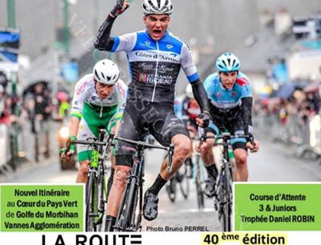 Course-Cycliste-La-Route-Bretonne-Grand-Champ-Golfe-du-Morbihan-Bretagne sud