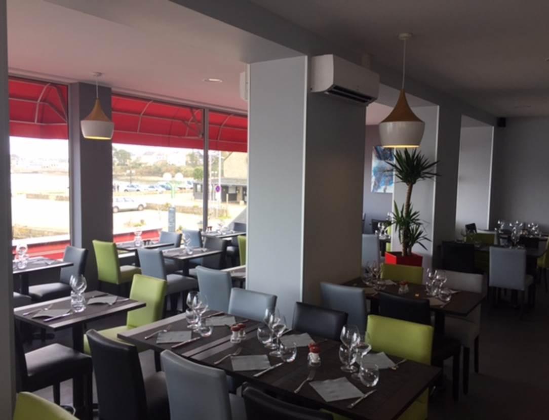 Restaurant-Côté-Mer-Port-Navalo-Arzon-Presqu'île-de-Rhuys-Golfe-du-Morbihan-Bretagne sud