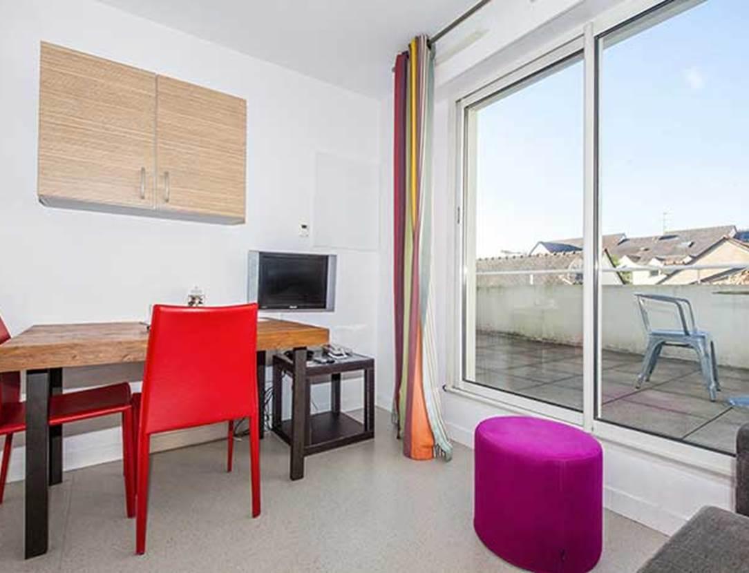 Appart Hôtel-Le Liberté-Vannes-Golfe-du-Morbihan-Bretagne sud