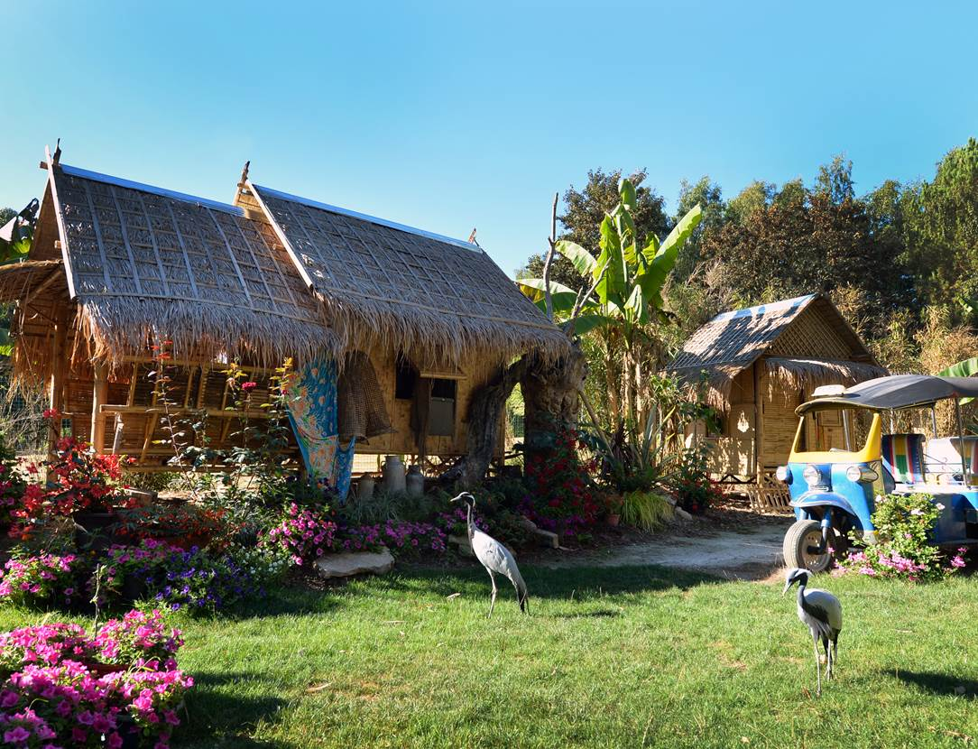 jardin Indonésien M. cornac Morbihan Tourisme