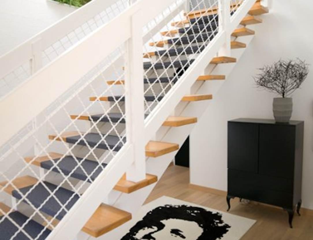 Escalier-Hôtel-Le-Crouesty-Arzon-Presqu'île-de-Rhuys-Golfe-du-Morbihan-Bretagne sud