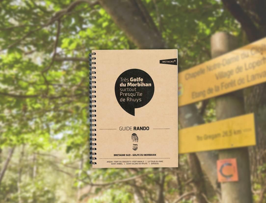 Guide Rando Presqu'île de Rhuys
