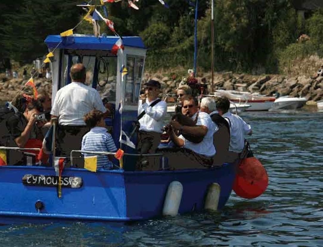 fete de la mer-ile aux moines-golfe du morbihan-bretagne sud