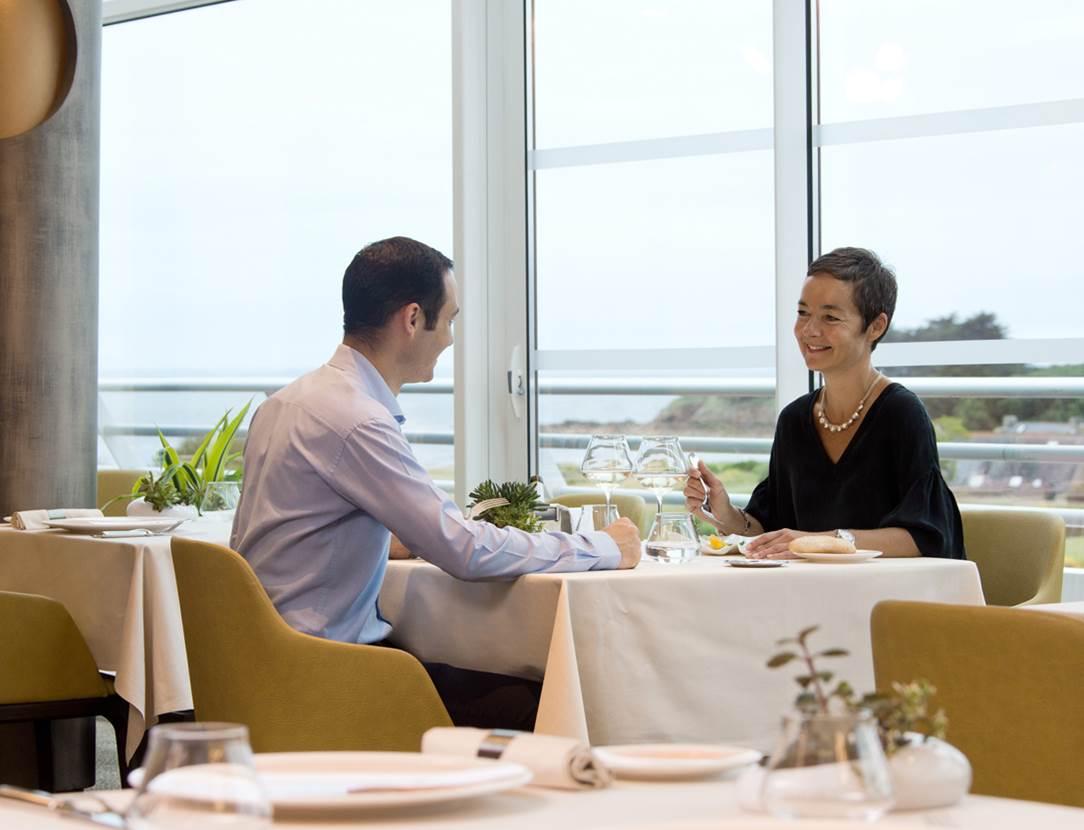 Restaurant-Gastronomique-Le-Safran-Miramar-La-Cigale-Arzon-Presqu'île-de-Rhuys-Golfe-du-Morbihan-Bretagne sud