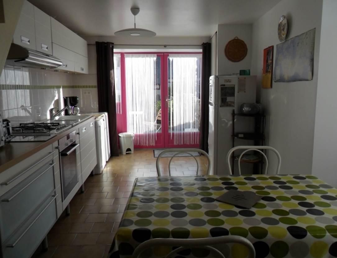 PEDRON Huguette - Maison Sarzeau cuisine - Morbihan Bretagne Sud
