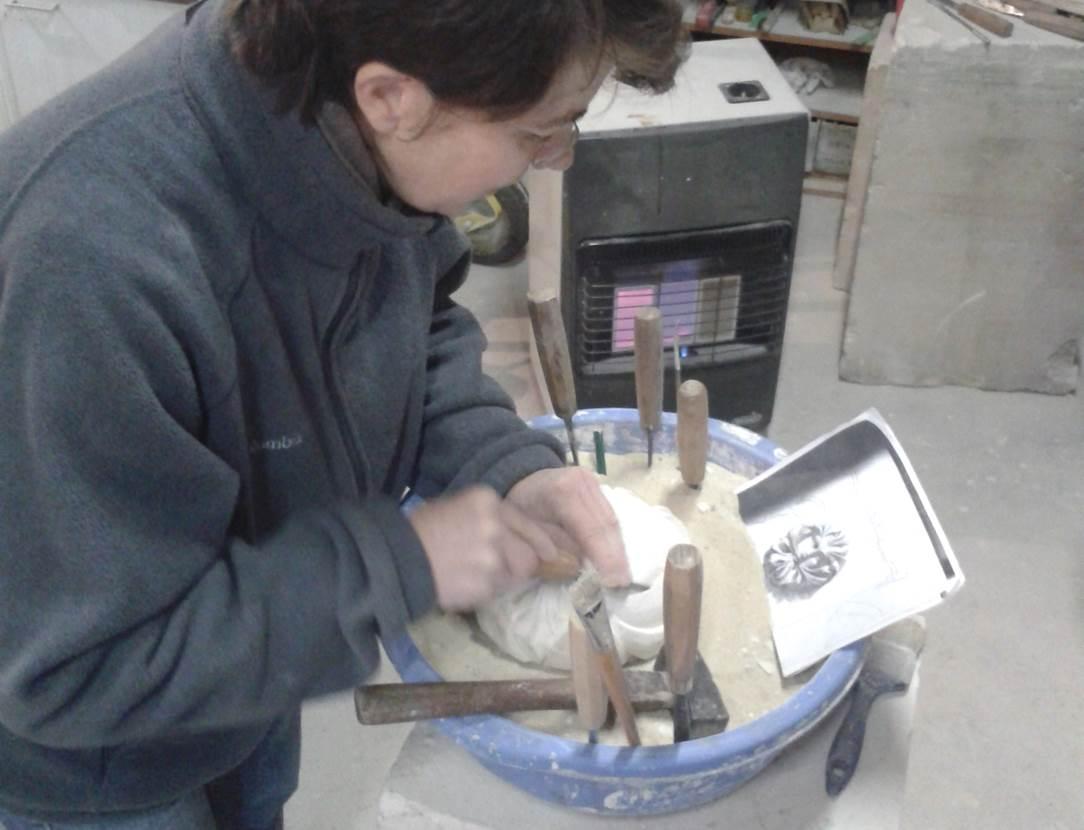 Atelier-de-sculpture-sur-pierre-Elven-Golfe-du-Morbihan-Bretagne Sud
