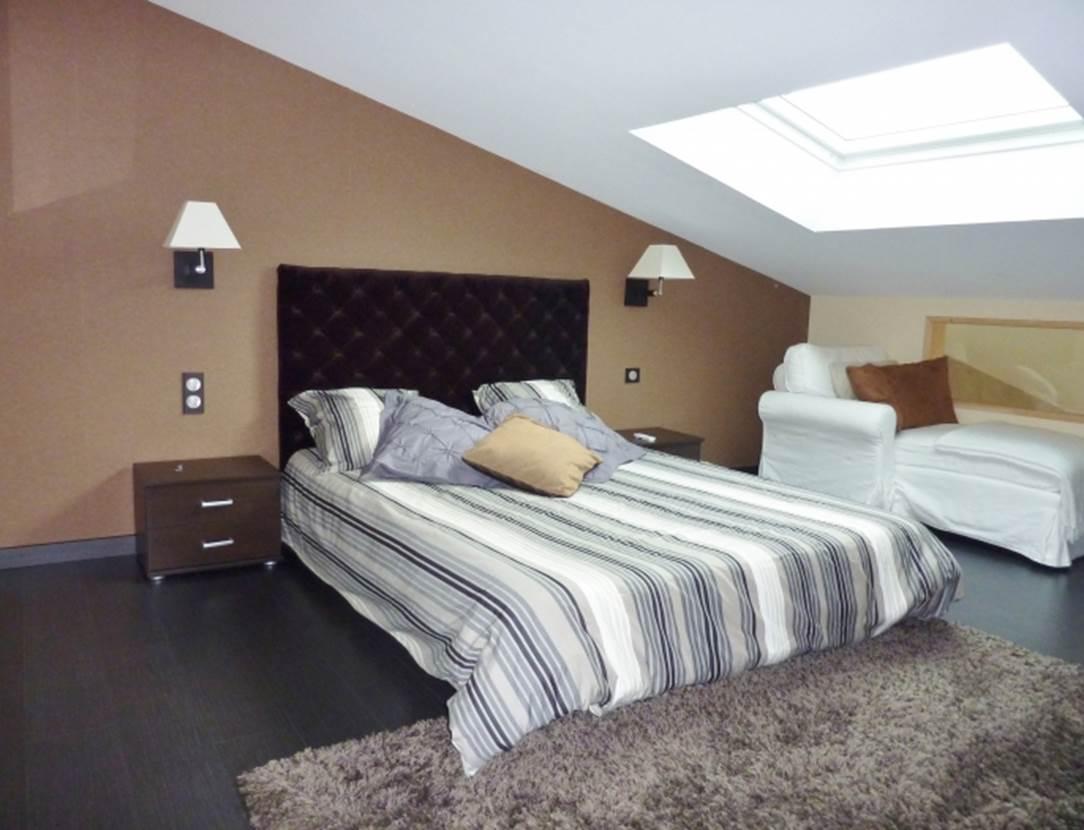 RIO Nathalie - Maison Saint-Gildas de Rhuys chambre 2 - Morbihan Bretagne Sud