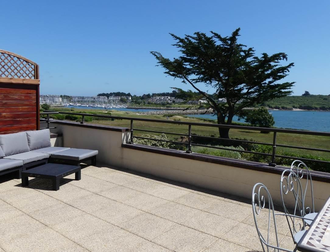 Houat-Appartement-Rabot-Corinne-Terrasse-Arzon-Presqu'île-de-Rhuys-Golfe-du-Morbihan-Bretagne sud