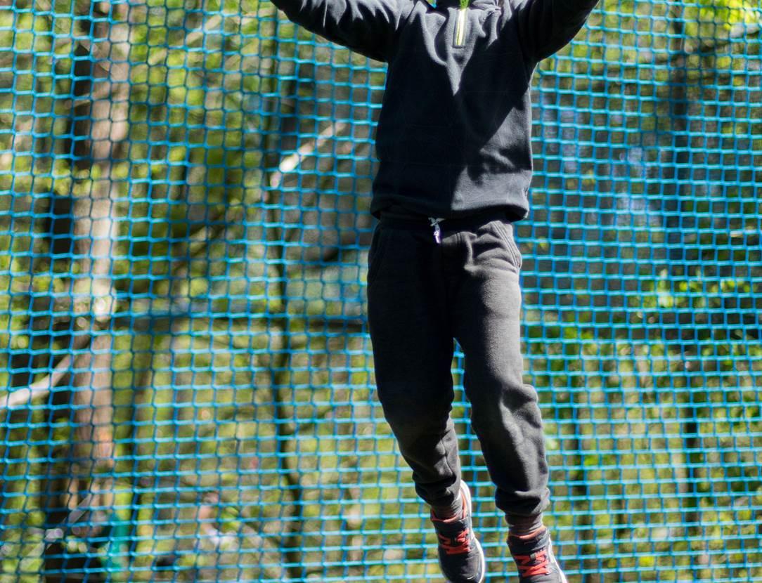 Parc aventure FORET ADRENALINE - Carnac - TrampÔforest