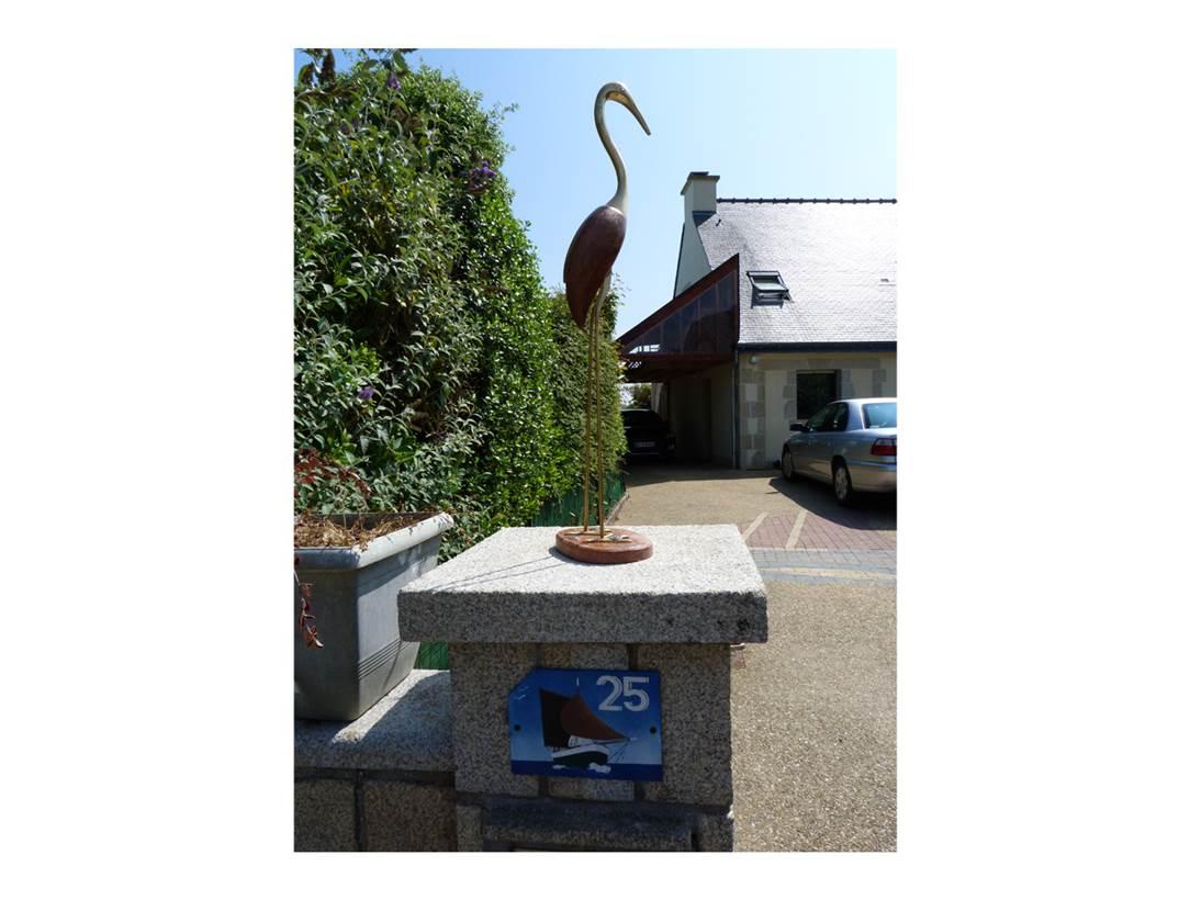 Houat-Appartement-Rabot-Corinne-Entrée-Arzon-Presqu'île-de-Rhuys-Golfe-du-Morbihan-Bretagne sud