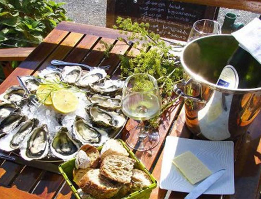 Assiette-Huitres-Le-Ptit-Zeph-Port-Navalo-Arzon-Presqu'île-de-Rhuys-Golfe-du-Morbihan-Bretagne sud