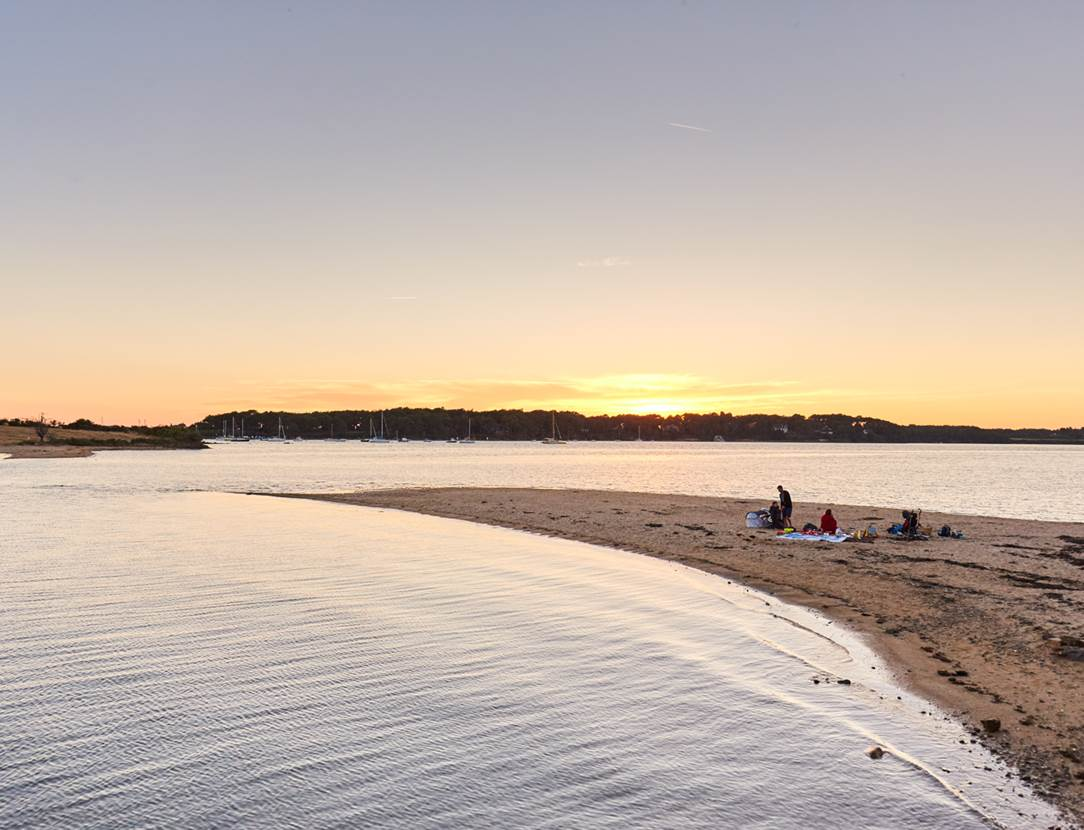 Plage Les 7 îles-Baden-Golfe-du-Morbihan-Bretagne sud