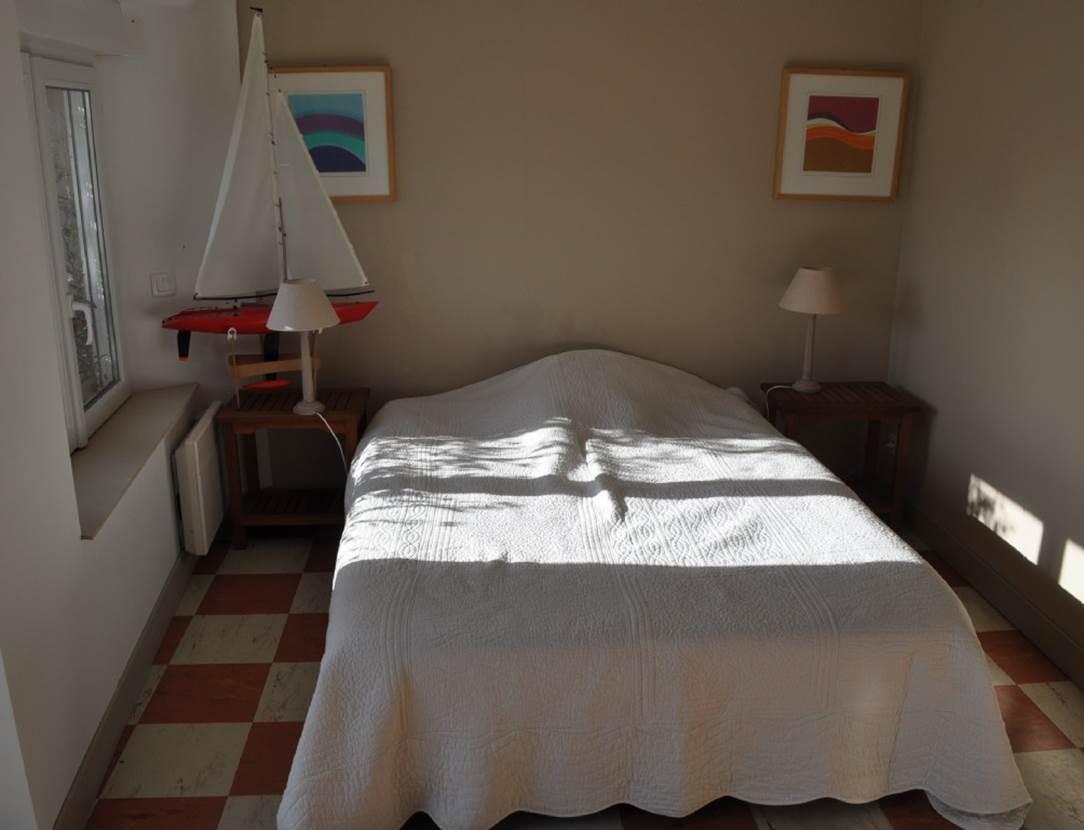 CLAUX Olivier - Maison de pêcher à Saint-Armel - Golfe du Morbihan