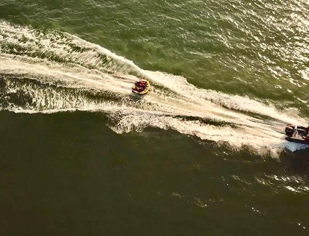 Vince Surf VSD bouée tractée Damgan Morbihan