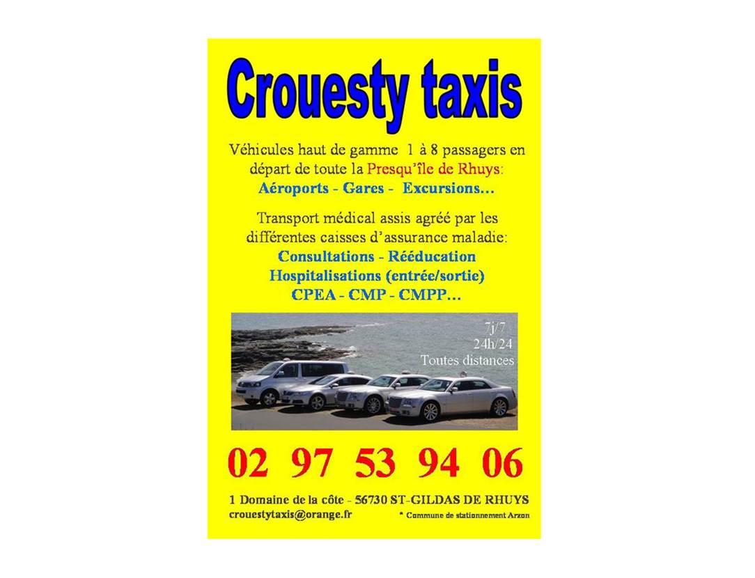 Crouesy-Taxis-Saint-Gildas-de-Rhuys-Golfe-du-Morbihan-Bretagne sud