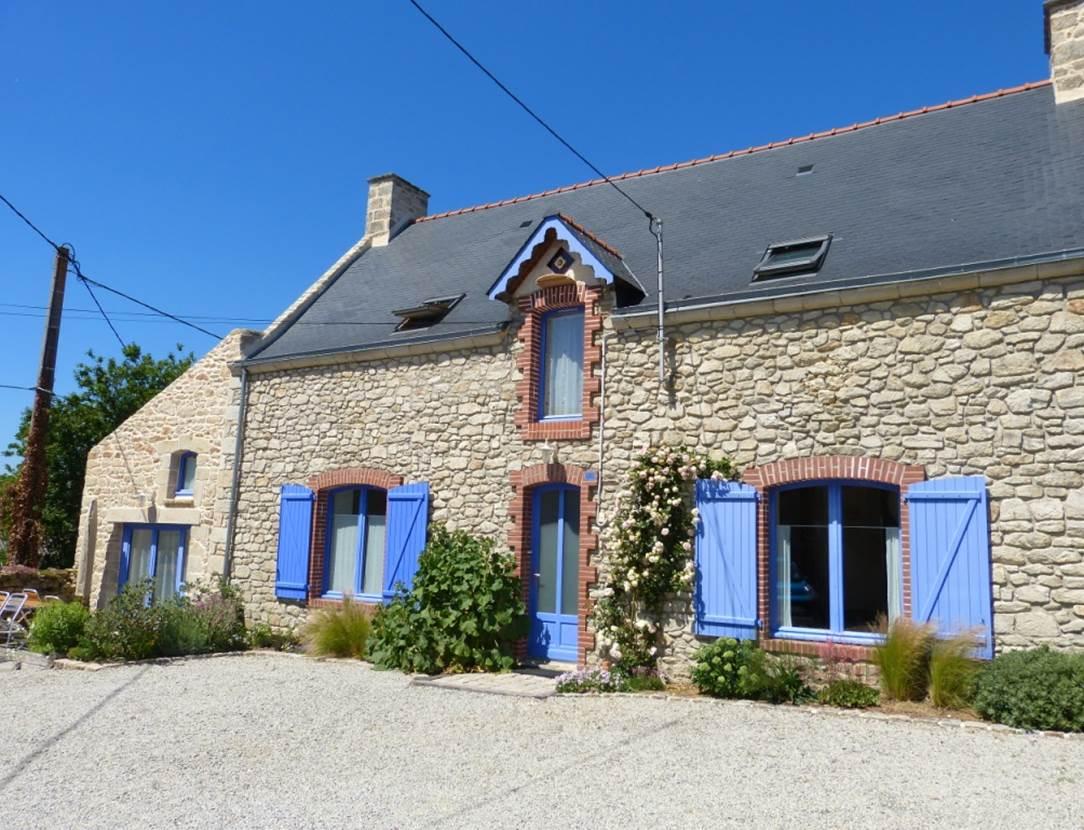 Chambre-dhôte-Pedron-Huguette-sarzeau-morbihan-bretagne sud