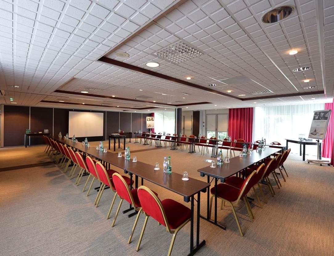 Salles de réunions modulables à la lumière du jour