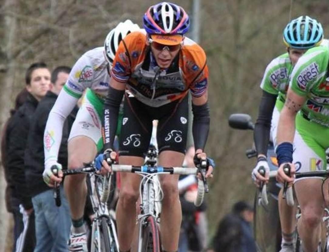 Course cycliste La route bretonne-Bourg-Grand-Champ-Golfe du Morbihan-Bretagne Sud