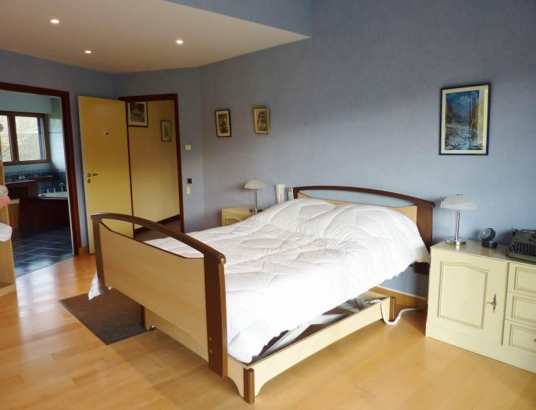 CHAUVIN Jean-François chambre une - Maison Saint-Armel - Morbihan Bretagne Sud