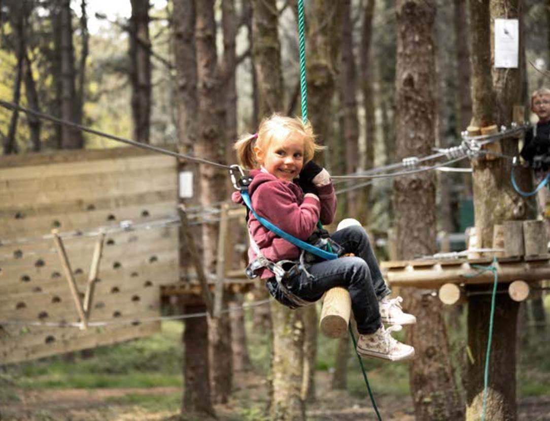 Parcours-Enfants-CeltAventures-Sarzeau-Presqu'île-de-Rhuys-Golfe-du-Morbihan-Bretagne sud
