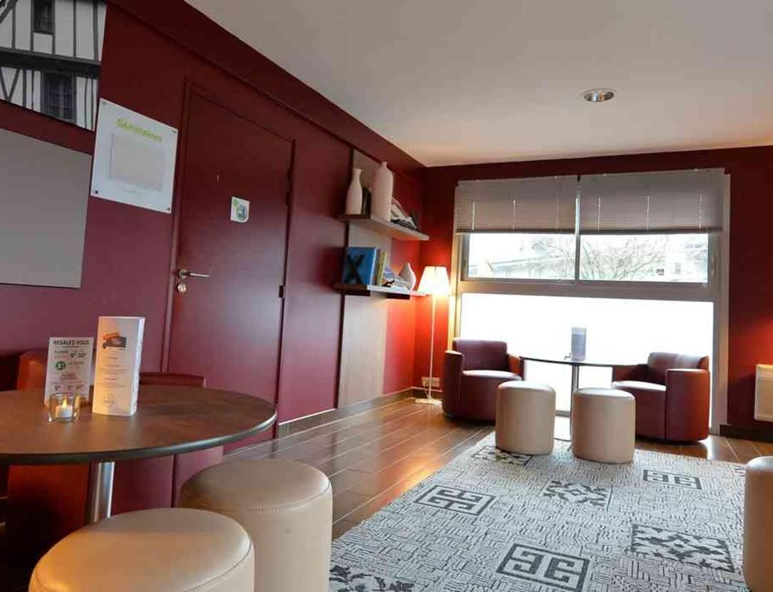 hotel-campanile-vannes-Morbihan Bretagne Sud-salon