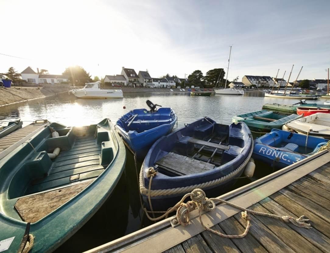 Port de Saint-Jacques - Sarzeau - Morbihan - Bretagne Sud