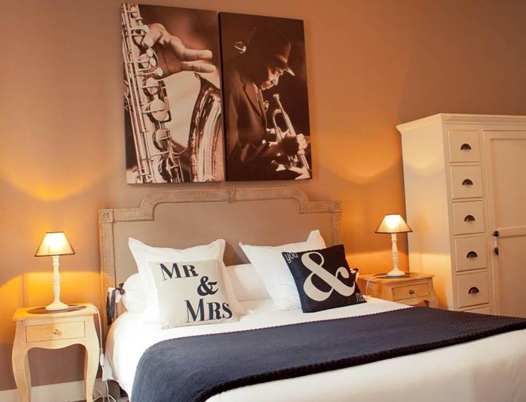 Chambre d'hôtes-La Villa Garenne-Vannes-Golfe-du-Morbihan-Bretagne sud
