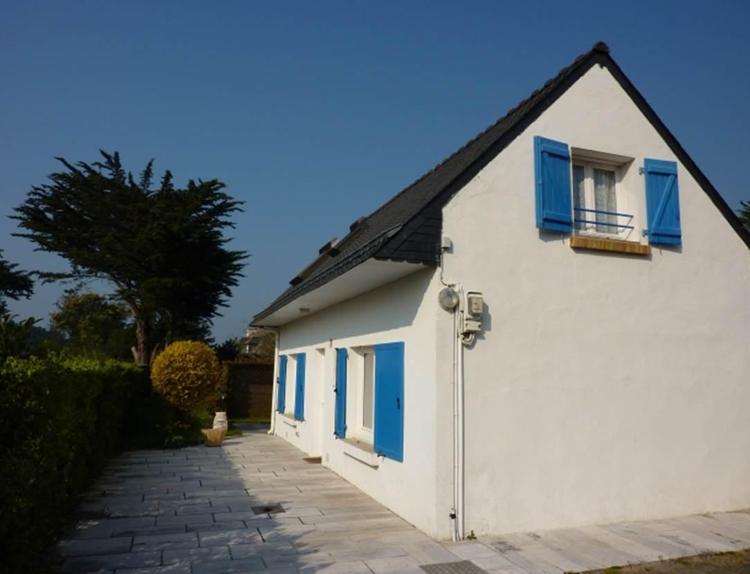 LE YONDRE Roger - Maison Saint-Gildas de Rhuys - Morbihan Bretagne Sud