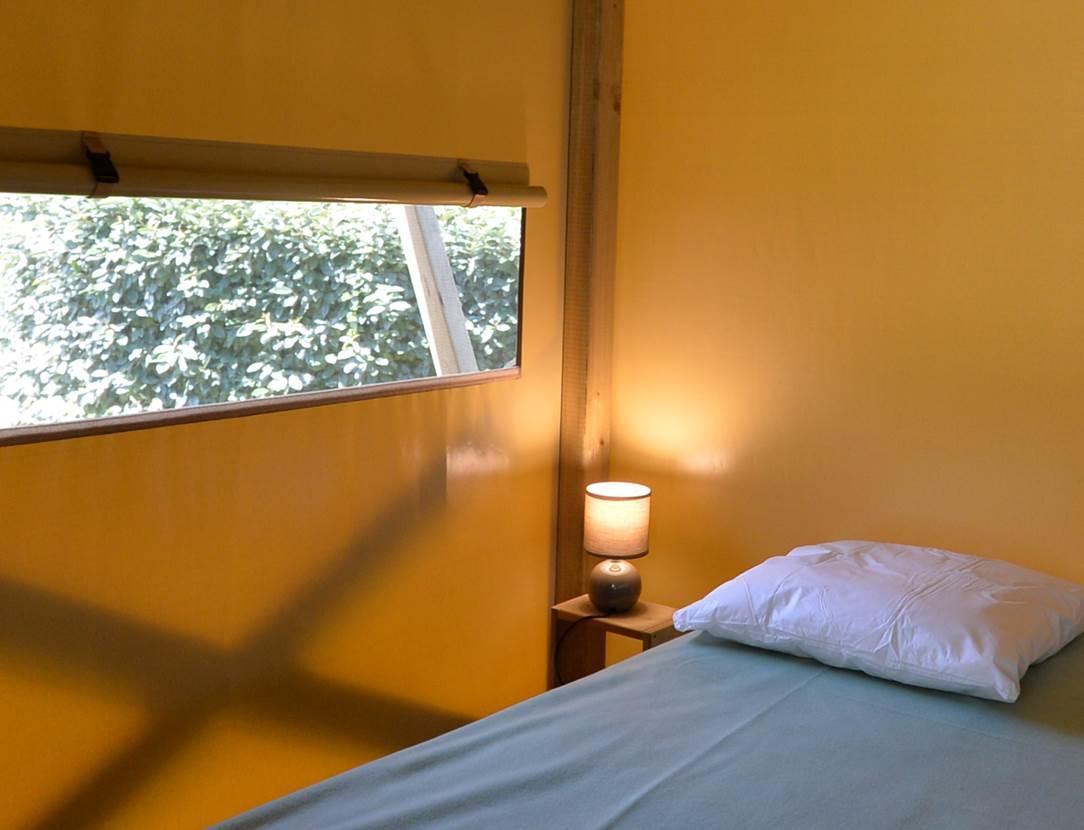 Chambre double tente Cambodgia