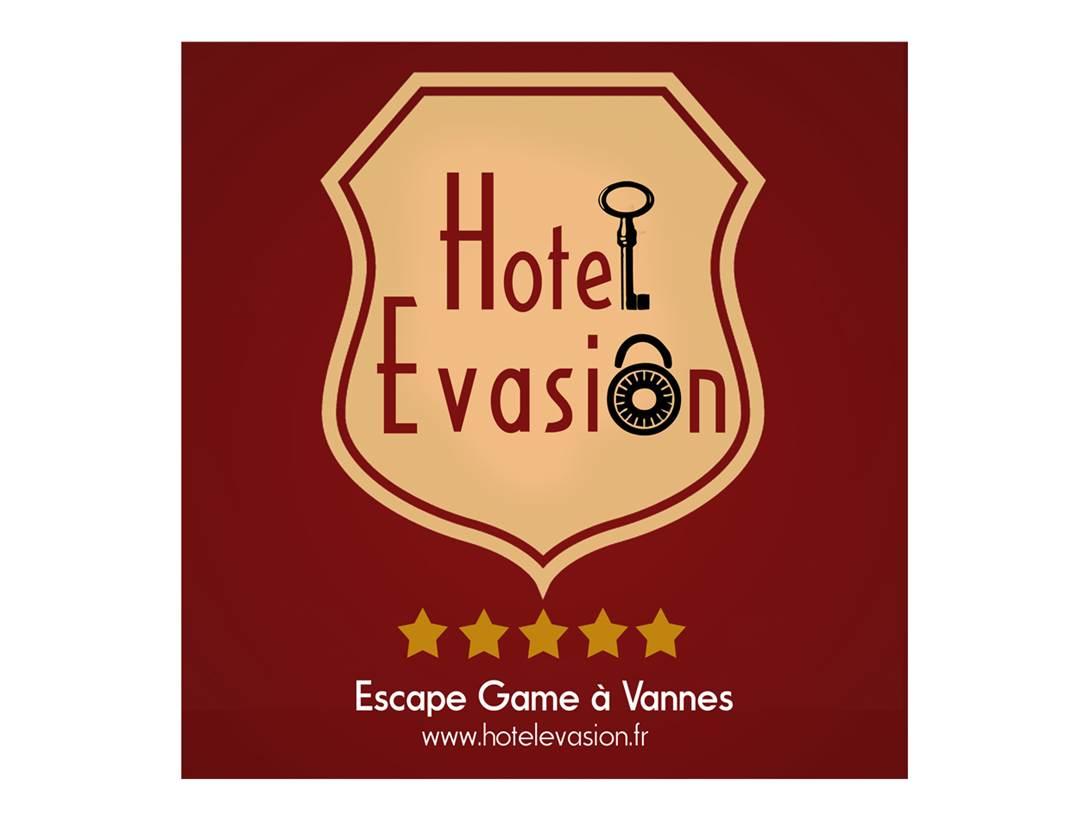 Hôtel Evasion Escape Game-Vannes-Morbihan Bretagne Sud