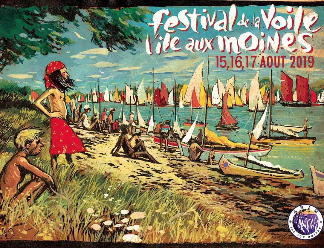 festival-voile-ile-aux-moines-golfe-morbihan-bretagne-sud