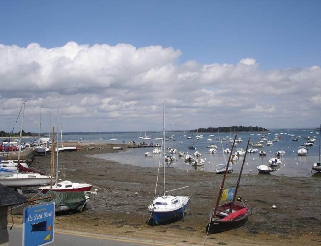 Restaurant-Le-Petit-Port-Presqu'île de Rhuys-Sarzeau-Golfe-du-Morbihan-Bretagne sud