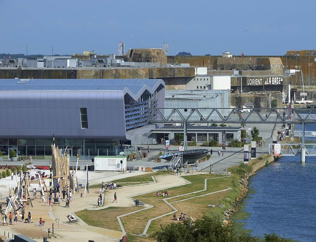 Cité-de-la-Voile-Eric-Tabarly-Lorient-Morbihan-Bretagne-Sud