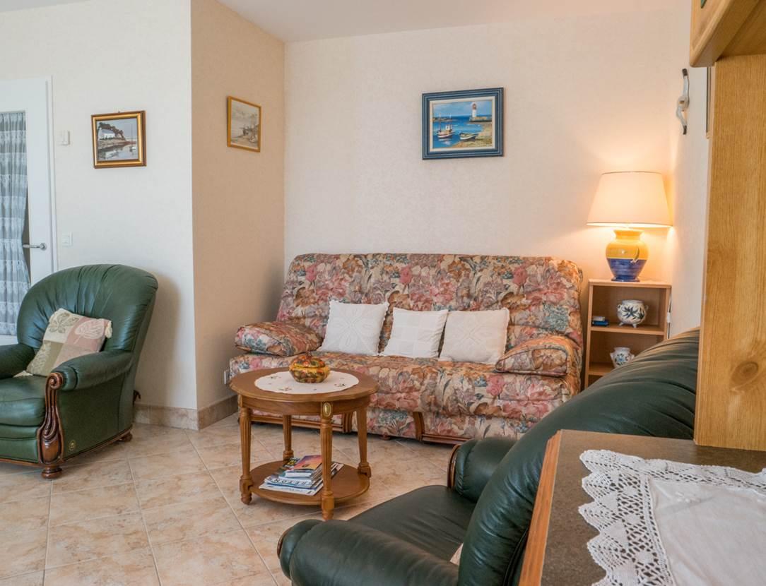 Le Diagon - Appartement centre de Sarzeau - Presqu'île de Rhuys - Golfe du Morbihan