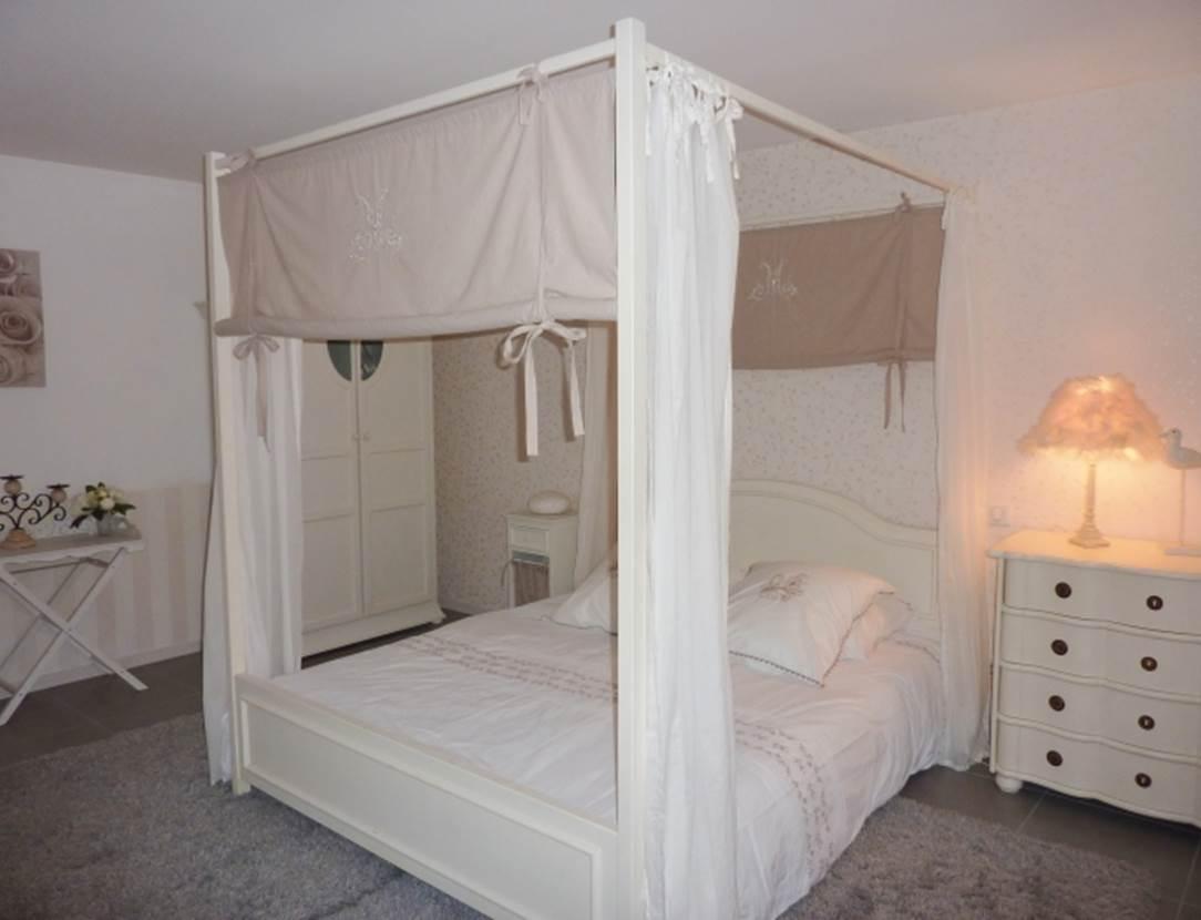 RIO Nathalie - Maison Saint-Gildas de Rhuys chambre - Morbihan Bretagne Sud