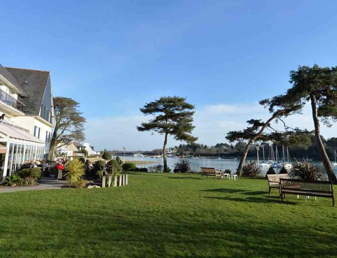 hotel-bestwesternleroof-vannes-Morbihan Bretagne Sud-exterieurs