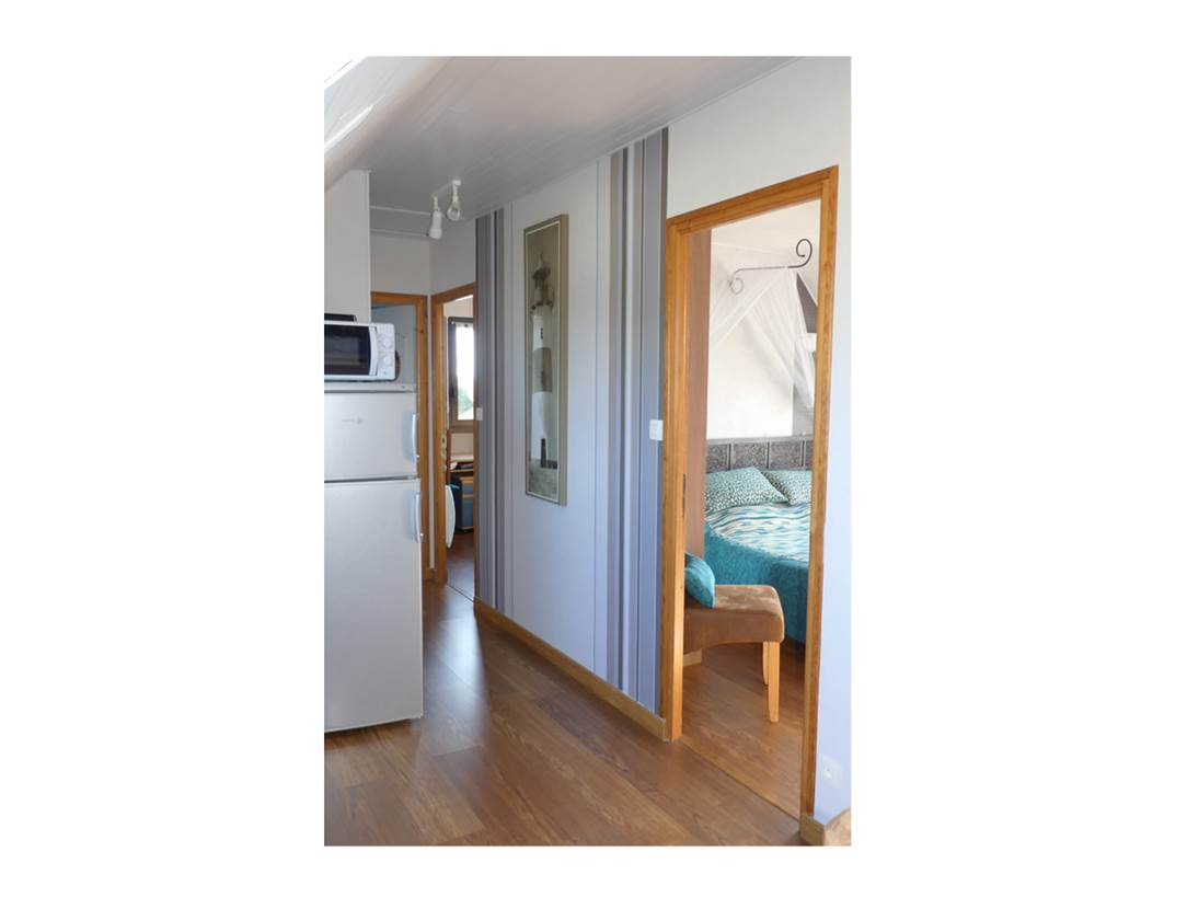 Houat-Appartement-Rabot-Corinne-Couloir-Arzon-Presqu'île-de-Rhuys-Golfe-du-Morbihan-Bretagne sud