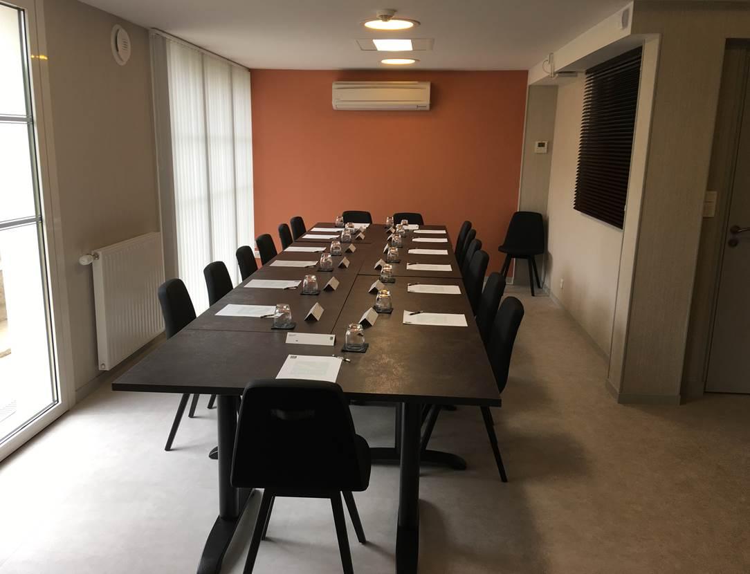 Salle de séminaire Île d'Arz La Marébaudière
