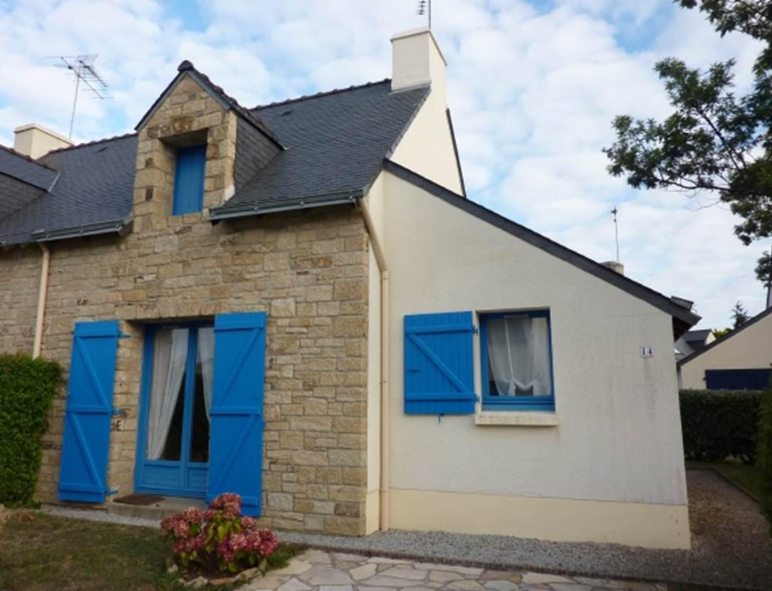 LE PAVEC Mireille - Maison Sarzeau - Morbihan Bretagne Sud