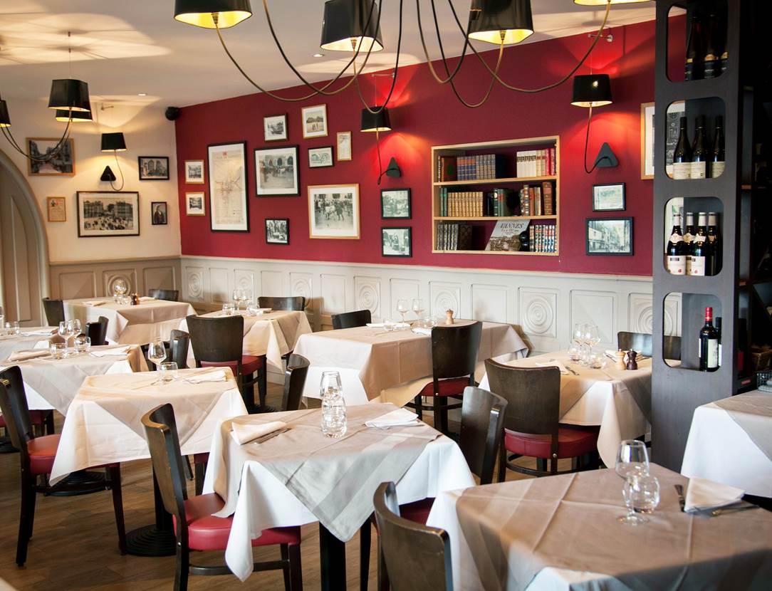 Salle de restaurant Vannes