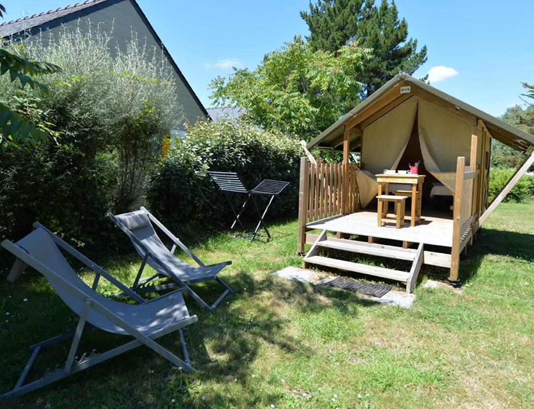 Tente Lodge 2 places