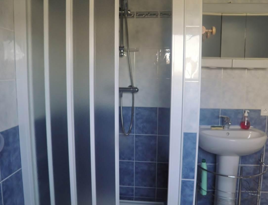 LE PALUD Marcel - Maison Sarzeau salle d'eau - Morbihan Bretagne Sud
