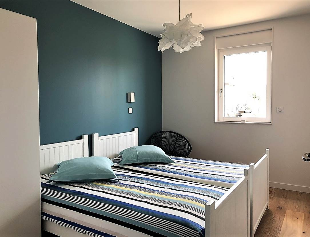 Bleu-Vert - Sarzeau - Bretagne Sud - Morhihan