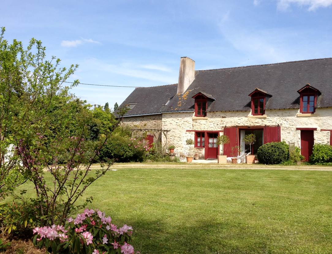 FUZELLIER Fernand - Maison Sarzeau - Morbihan Bretagne Sud