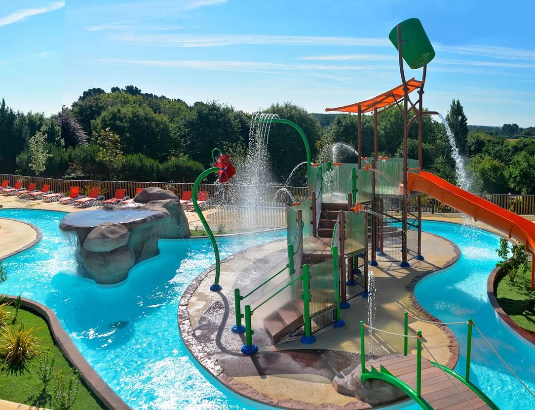Nouveau parc aqualudique