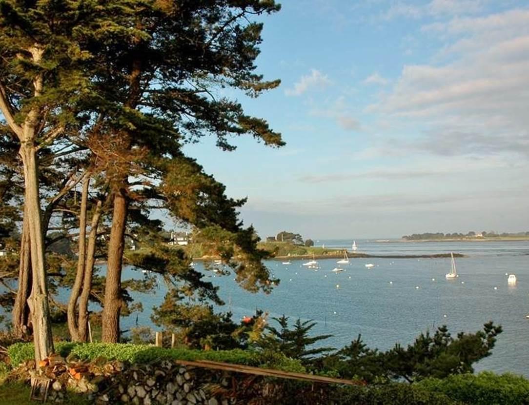 RONDI Philippe - Maison à Arzon - Golfe du Morbihan - Rhuys - Bretagne Sud